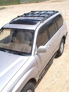 Toyota Landcruiser 100 Series Roof Rack
