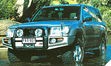 Toyota Bull Bar Arb Bull Bars For Toyota 4runner Pickup