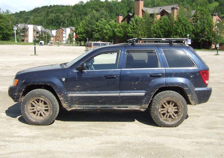 Jeep Lift Kits >> WK Lift kit, Jeep Grand Cherokee, WK 2005, 2006, 2007, 2008, 2009, 2010 Suspension lift
