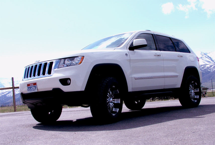 Superior 2011 2012 Grand Cherokee Lift