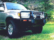 4Runner Toyota Bull Bar
