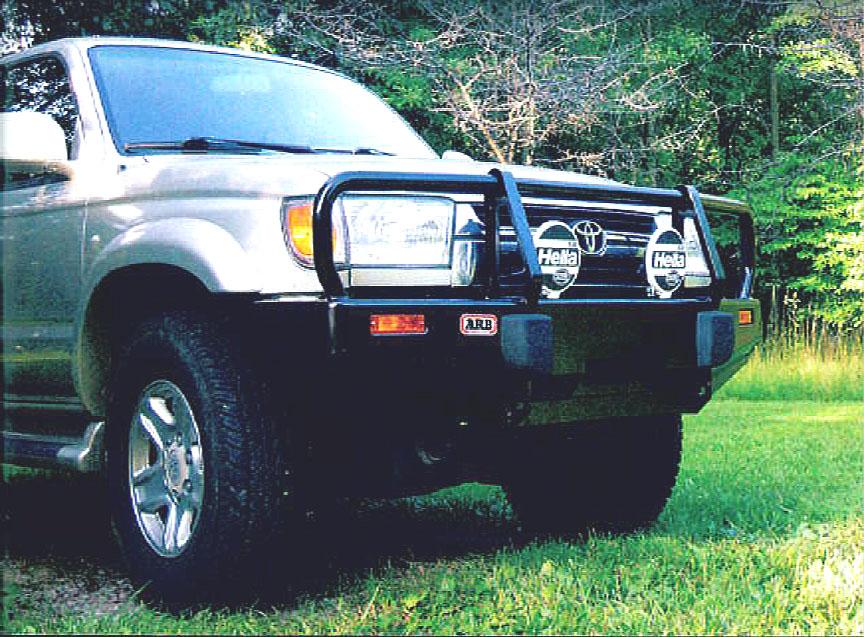 Toyota Bull Bar: ARB Bull Bars for Toyota 4runner, pickup