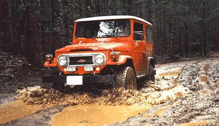 FJ40 Lift Kit