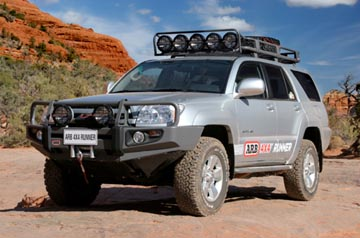 4runner ARB bull bar