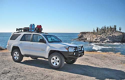 OME 4runner lift kit