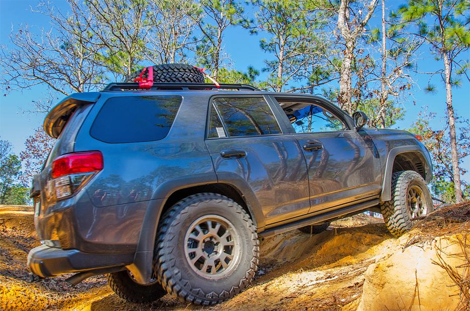 4runner Rock Sliders Toyota 4runner Rock Sliders