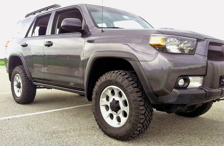 4runner Rock Sliders: Toyota 4runner Rock Sliders