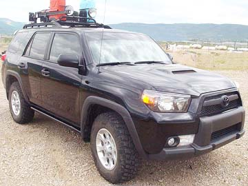 4runner rock sliders; 5th generation 4runner
