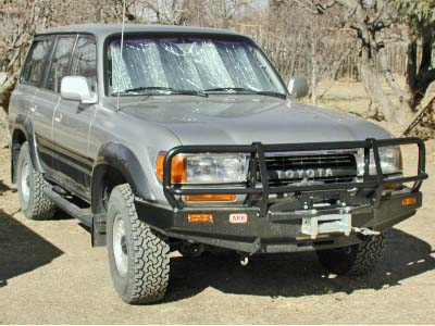 Landcruiser 80 Series Toyota Bull Bar