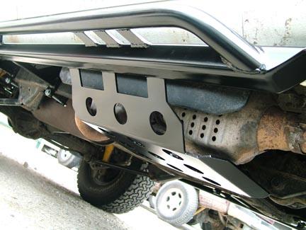 80 Series Rock Sliders Landcruiser 80 Series Rock Sliders
