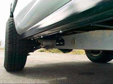 Rock Sliders For Tracker And Sidekick Supersliders And