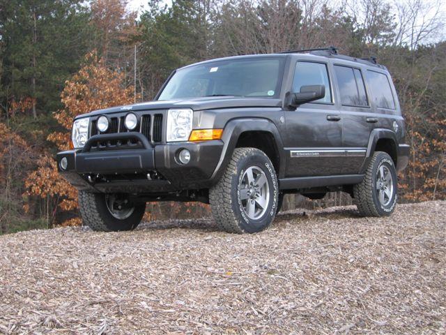 jeep commander lifts suspension offroad parts. Black Bedroom Furniture Sets. Home Design Ideas