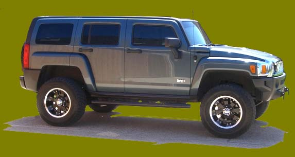 Hummer H3 Lift Best Quality Lift Kit With Excellent Handling And