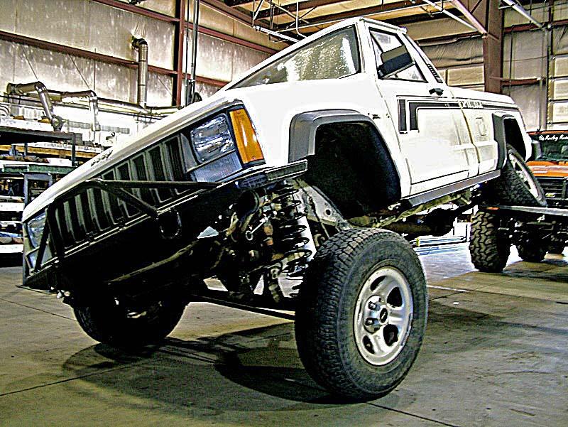 Jeep Comanche Lift Kit