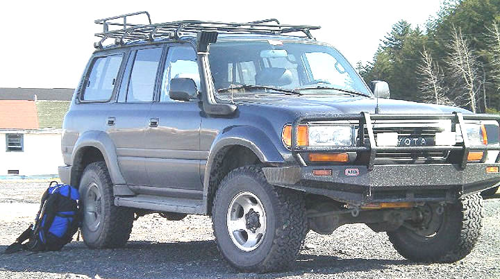 Toyota SnorkelL Airflow and Safari Snorkels for Toyota ...