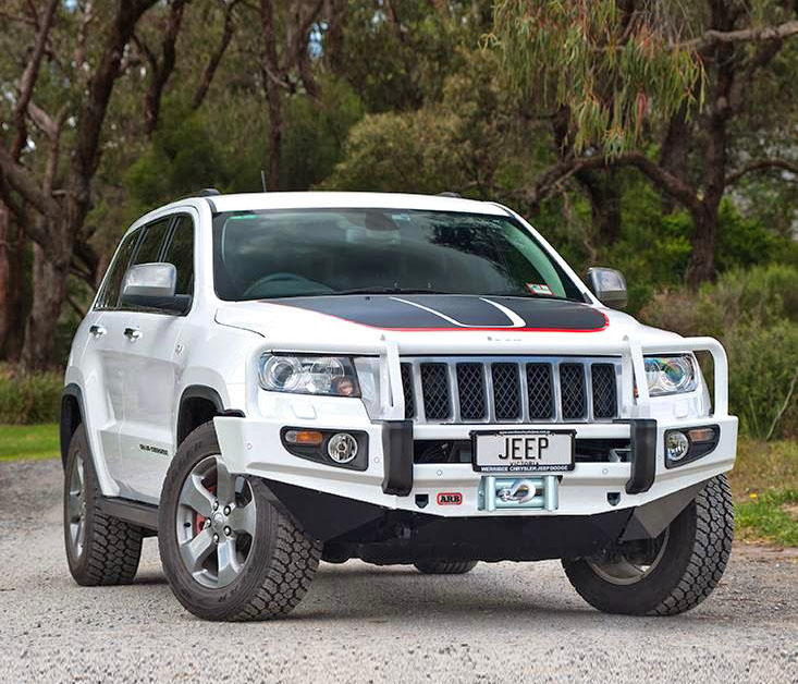 Jeep Grand Cherokee Bull Bar 2014 Jeep Grand Cherokee Bull Bar Bumpers