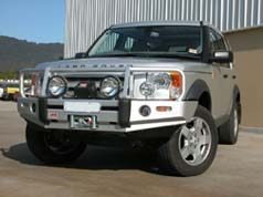 Land Rover LR3 ARB bull bar