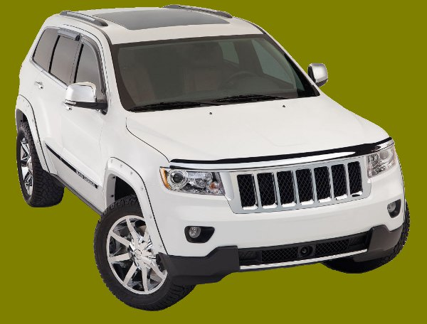 Jeep Grand Cherokee Fender Flares 2011 Newer