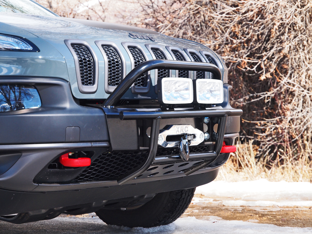 jeep cherokee 2014 2015 bumper kit and winch kits cherokee kl 2014. Cars Review. Best American Auto & Cars Review