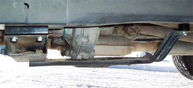 Lift Kits For Jeeps >> XJ Transfer Case Drop: XJ and Comanche Transfer Case Drop Kit
