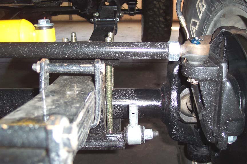 Cj High Steer Jeep Cj High Steer Knuckle Over Steering