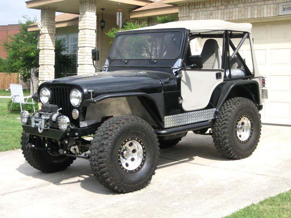 Lift Kits For Jeeps >> Jeep CJ OME lift