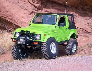Samurai Parts: Suzuki Samurai Parts Headquarters!!!