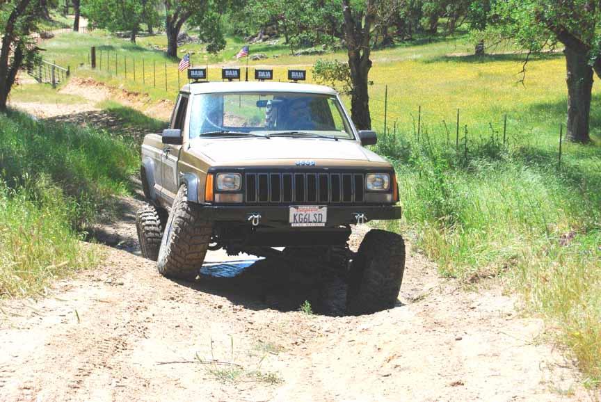 Jeep Comanche Lift Kit 5 6 Jeep Comanche Lift Kit Ome