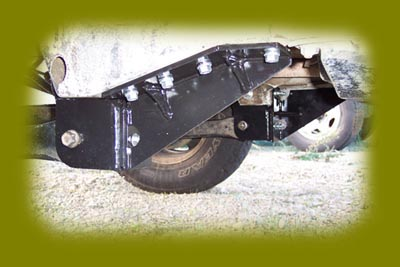 Jeep Grand Cherokee Control Arm Drop