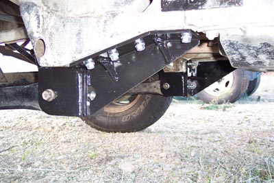 cherokee control arm drop