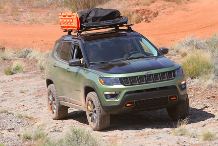 "Lifted Jeep Renegade >> Jeep Compass Lift Kit: 2.125"" Jeep Compass Lift Kit, all ..."