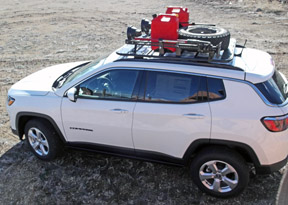 "Jeep Renegade Lifted >> Jeep Compass Lift Kit: 2.125"" Jeep Compass Lift Kit, all ..."