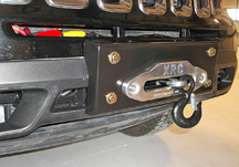 Jeep Compass Winch bumper kit, no lights