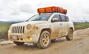 Parts and accessories for Jeep Compass