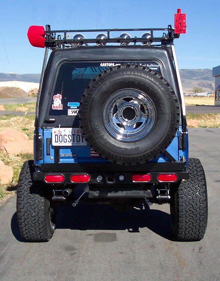Suzuki Sidekick Tire Size