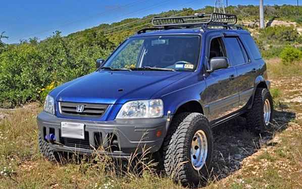 1998 Rav4 Custom >> CRV Lift Kit: Honda CRV Lift Kit and Components