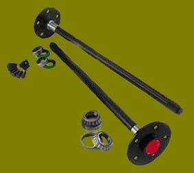 Jeep Cherokee axle