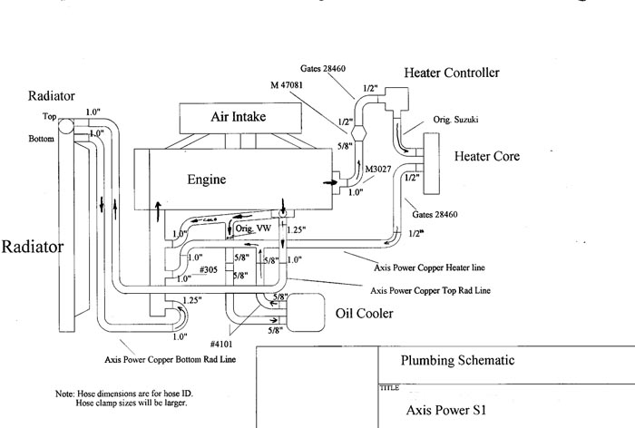 96 Suzuki Samurai Engine Diagram