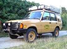 land rover discovery 2 lifted