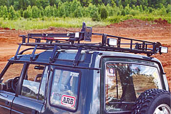 Roof Rack Jeep Chevy Ford Land Rover Mistubishi