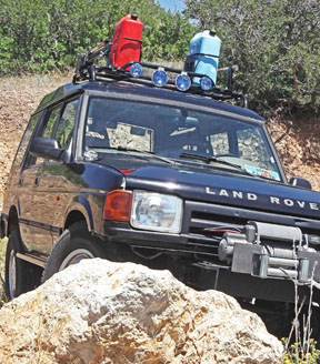 Land Rover Discovery Roof Rack Rro Land Rover Discovery