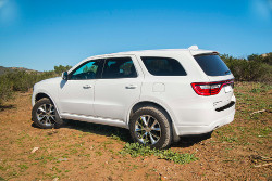 dodge durango lift