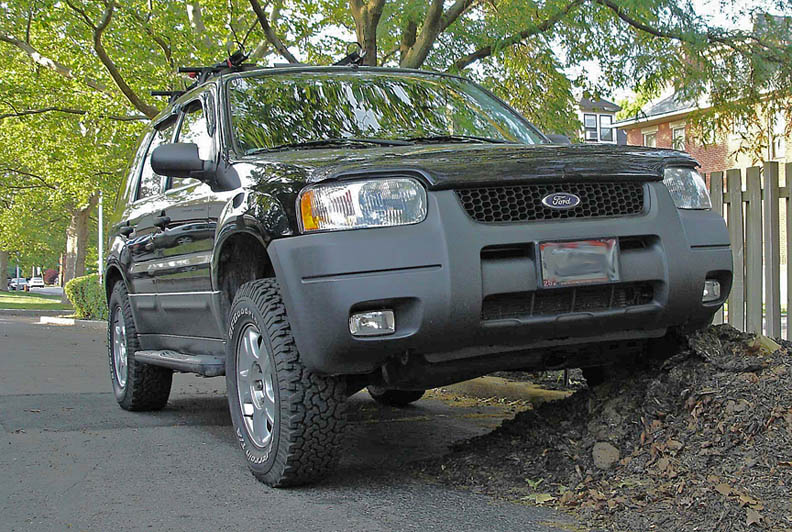 Ford escape lift kit ome ford escape lift kit