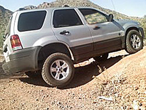 Ford Escape Lift Kits Suspension Offroad Accessories