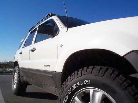 2005 Ford Escape Problems >> Ford Escape Lift Kit: OME Ford Escape Lift Kit. Mazda Tribute lift kit
