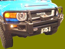 FJ Cruiser ARB bull bar