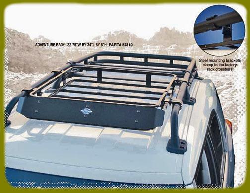 Fj Cruiser Roof Rack Toyota Fj Cruiser Roof Rack Safari