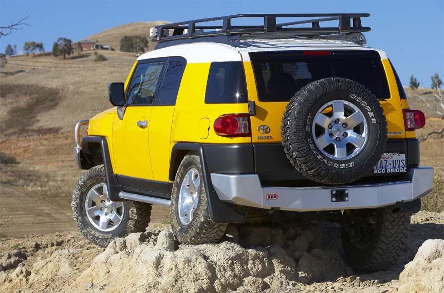 Toyota FJ Cruiser lift kits offroad parts  accessories all at