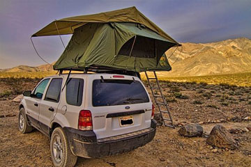 Ford Escape Roof Top Tent