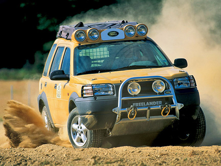 Freelander Offroad Accessories At The Lowest Prices